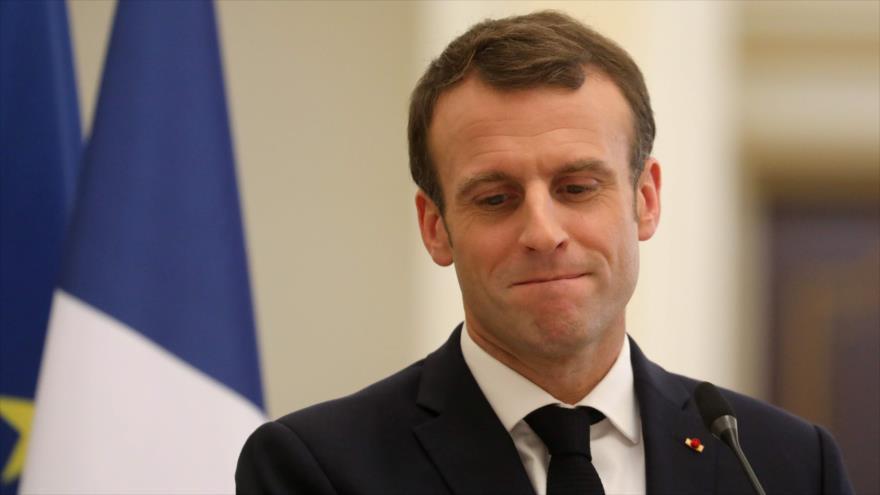 Macron sobre retirada de EEUU de Siria: 'Aliados deben ser leales'
