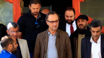 Jefe de misión de observadores de la ONU llega a Al-Hudayda