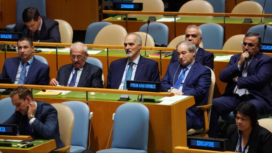 ONU ratifica soberanía siria sobre recursos naturales del Golán | HISPANTV