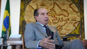 Canciller: Brasil no 'gana nada' con mudanza de embajada a Al-Quds