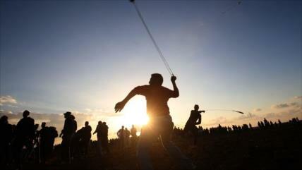 'Palestinos protestarán hasta el fin de bloqueo israelí a Gaza'