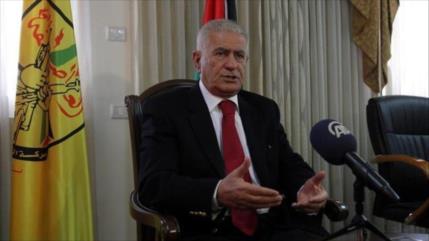 Palestina alaba honestidad de Irán en su lucha contra la hegemonía