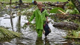 281 muertos y más de 1000 heridos por un tsunami en Indonesia