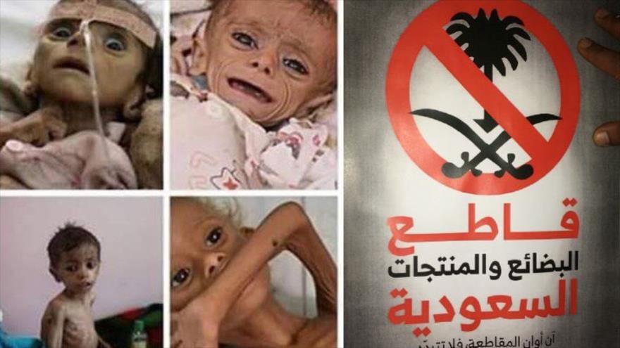 Lanzan una campaña de boicot contra Riad por sus crímenes en Yemen