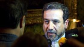 Irán pide a Europa medidas prácticas para apoyar pacto nuclear
