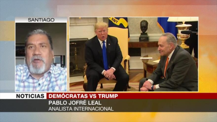 Jofré: Trump acusa a demócratas de frenar solución a inmigración | HISPANTV
