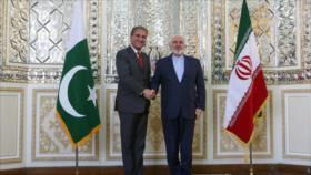 Irán y Paquistán apuestan por potenciar cooperaciones bilaterales