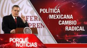 El Porqué de las Noticias: Política migratoria de México. ¿Paz en Colombia? Políticas de Macron.