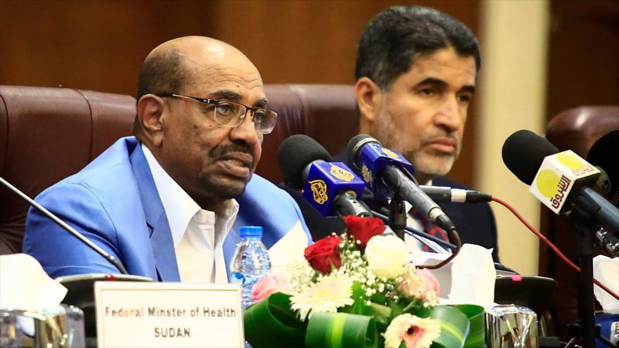 Al-Bashir promete frustrar planes de promotores de marchas en Sudán | HISPANTV
