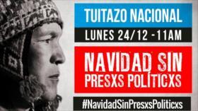 Oposición argentina pide a Macri una Navidad sin presos políticos