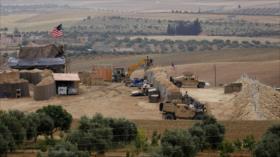 'Retiro de EEUU de Siria recuerda huida de Israel de El Líbano'