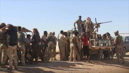 Grupos armados huyen del sur de Siria ante la retirada de EEUU