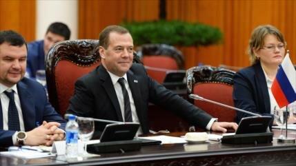 Rusia endurece sanciones a Ucrania para 'garantizar sus intereses'