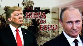 Detrás de la Razón: El regalo de Navidad que hace Trump a Putin; EEUU pierde y Rusia gana