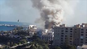 Mueren 3 personas en un ataque a la Cancillería de Libia