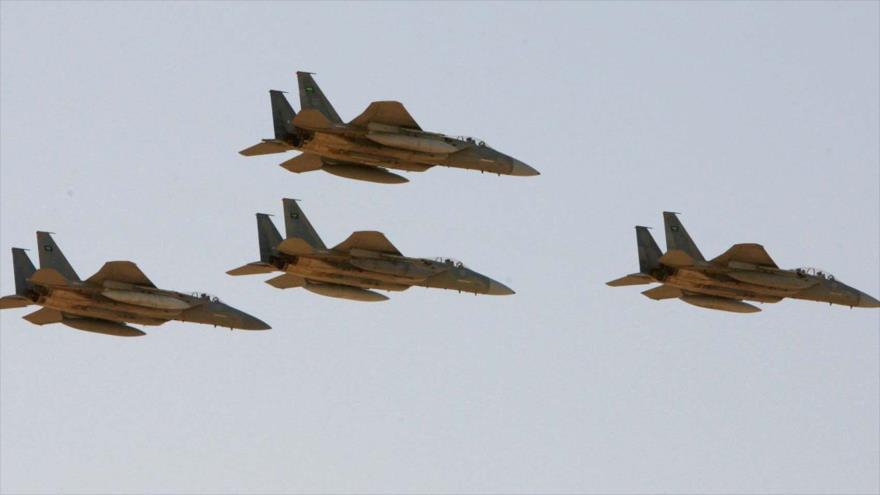NYT: Huellas dactilares de EEUU están en todos los ataques saudíes en Yemen