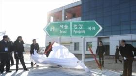 Las dos Coreas inician conexión por tren de la península dividida