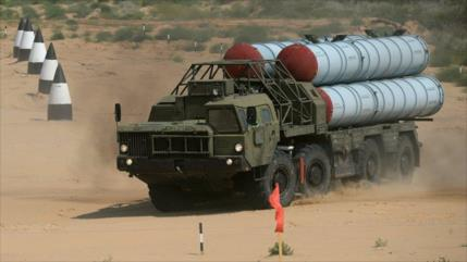 Rusia: Sistemas S-300 incrementaron capacidad defensiva de Siria
