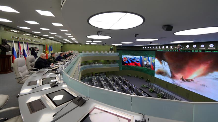 Nuevo misil hipersónico, regalo navideño de Putin a rusos