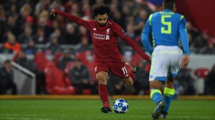 Salah amenaza con dejar el Liverpool si fichan a un israelí