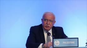 Palestina solicitará membresía plena de la ONU en enero