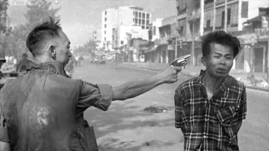 Fotos que sacuden al mundo: Ejecución en Saigón