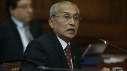 Denuncian a fiscal general de Perú por caso Lava Jato
