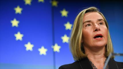 """Unión Europea tacha de """"ilegal"""" expansión israelí en Cisjordania"""