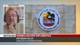 Silva Cuadra: Giro de Emiratos hacia Siria refleja derrota de EEUU