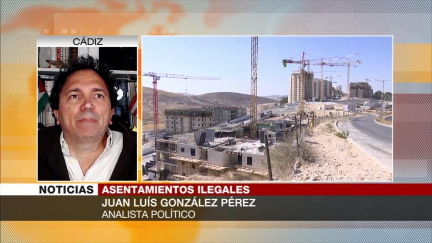 Pérez: Crítica no sirve, Europa debe tomar medidas contra Israel
