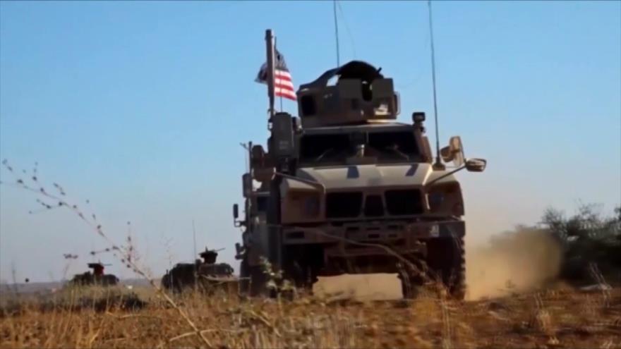 EEUU se prepara para su retirada de Siria