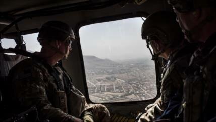 'China, razón del repliegue de EEUU de Siria y Afganistán'