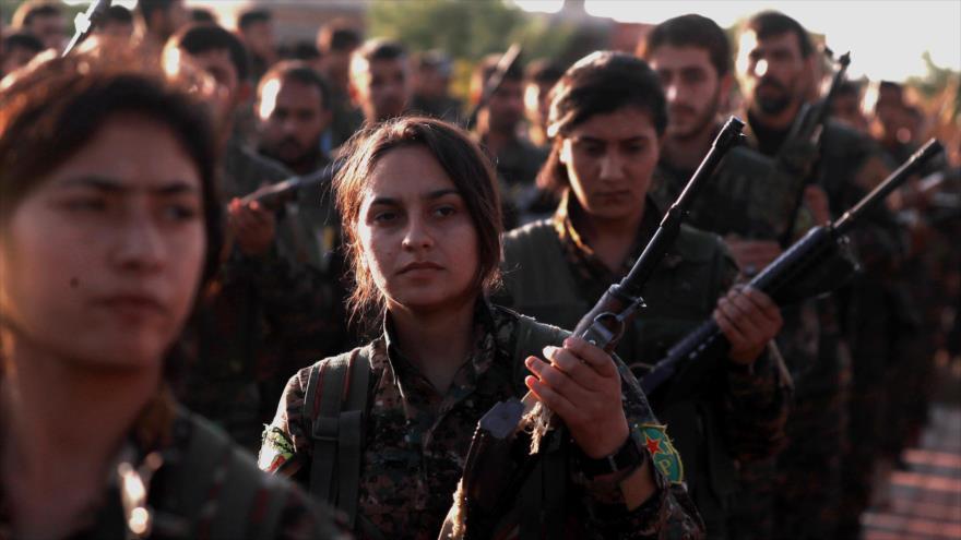 Kurdos de Siria recurren a Al-Asad y Rusia para defenderse | HISPANTV