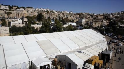 Tiendas de israelíes en Valle del Jordán inquietan a palestinos