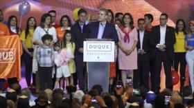 Presidente de Colombia termina el año 2018 con mala imagen
