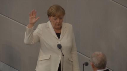 Diferentes crisis oscurecieron escena política de Alemania en 2018