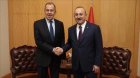 Rusia y Turquía se coordinarán tras retirada de EEUU de Siria