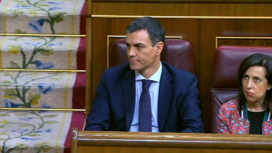 Un cambio de Gobierno marca el 2018 en España