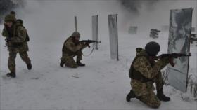 Ucrania abre fuego contra suburbios de Donetsk y viola la tregua