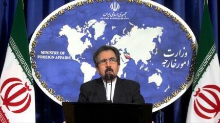 Irán condena acto terrorista contra turistas en Egipto