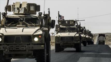 Estados Unidos evacúa el primer almacén militar en Siria