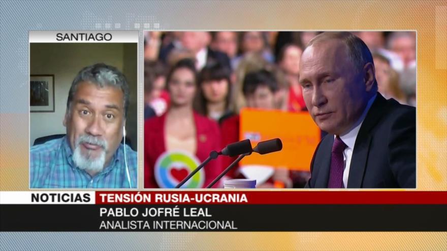 Jofré Leal: Relaciones Moscú-Kiev serán más complejas y delicadas