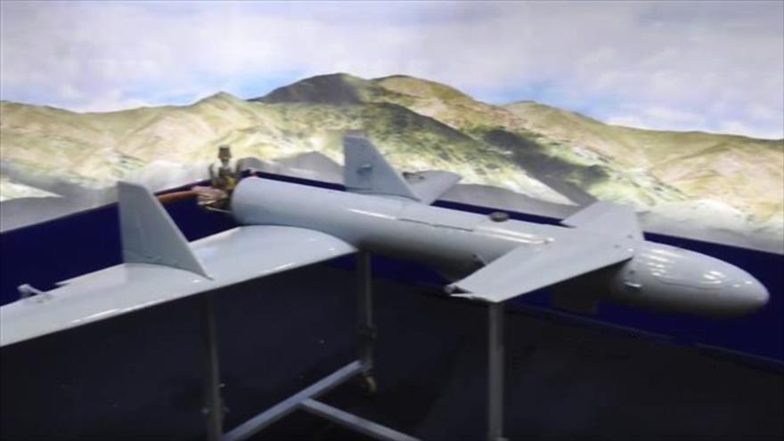 Yemen contrataca con drones y misiles en el sur de Arabia Saudí