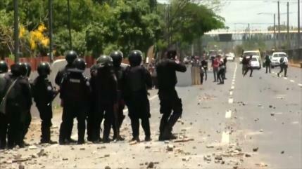 Nicaragua en 2018: Inestabilidad por protestas antigubernamentales