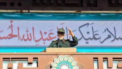 'Pese a presiones, Irán puede derrotar a EEUU en muchos ámbitos'