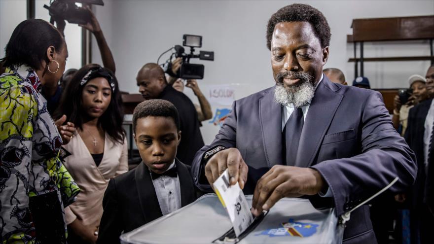 40 millones de personas participan en las elecciones de Congo | HISPANTV