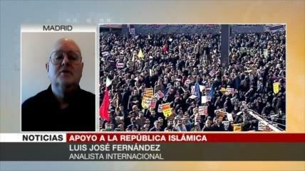 Fernández: Irán no se va a doblegar jamás ante amenazas de EEUU