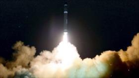 'Pyongyang realizó pruebas relacionadas con misiles en diciembre'