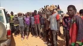 Fiebre del oro deja 30 muertos y 200 heridos en Chad