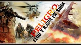 Detrás de la Razón: Alerta; Rusia, EEUU, Turquía, Siria y kurdos se apuntan de frente